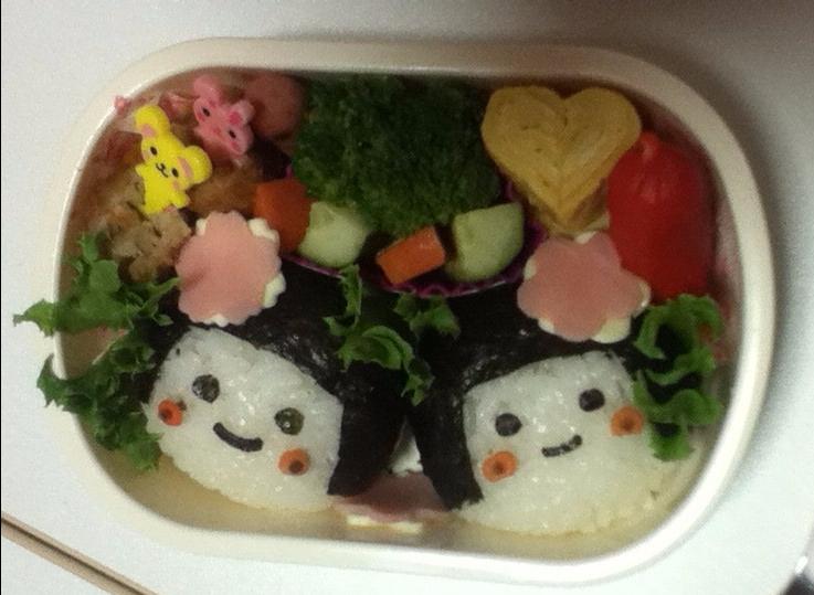 Cute Japanese Bento