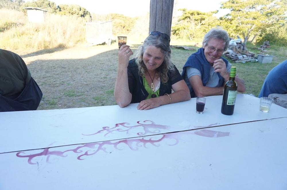 wine spill new zealand